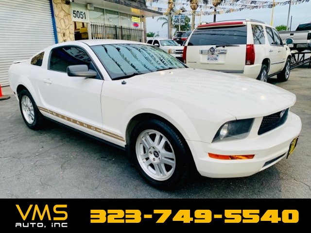 2008 Ford Mustang V6 >> 2008 Ford Mustang V6 Deluxe Bell Auto In Bell Ca